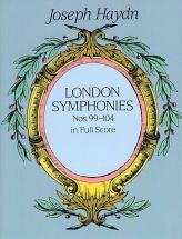 Haydn Franz Joseph - London Symphonies Nos. 99-104