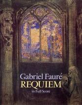 Faure Gabriel - Requiem In Full Score - Orchestra