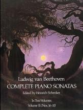 Beethoven Ludwig Van - Beethoven Piano Sonatas - Series 2 - 002 - Piano Solo