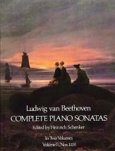 Beethoven Ludwig Van - Ludwig Van Beethoven Complete Piano Sonatas - 001 - Piano Solo