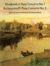Tchaikovsky - Piano Concerto No.1/rachmaninov - Piano Concerto No.2 - Two Pianos