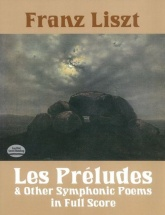 Liszt F. - Les Preludes And Other Symphonic Poems - Conducteur