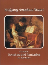 Mozart W.a. - Complete Sonatas And Fantasies - Piano Solo