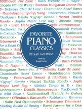 Herder Ronald - Favorite Piano Classics - Piano Solo