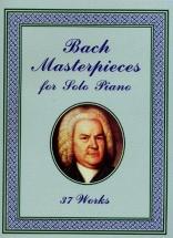 J.s Bach Masterpieces - Piano Solo
