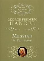 Handel G.f. - Messiah In Full Score - Opera