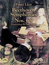 Liszt F. - Beethoven Symphonies N°6-9 - Piano