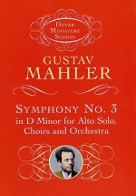 Gustav Mahler Symphony No.3 In D Minor - Choirs And Orchestra