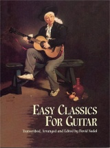 Nadal David Easy Classics For Guitar- Guitar