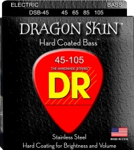 Dr Dsb-45 Ddt-10 Dragon Skin Basse 45-105 Medium 4 Cordes