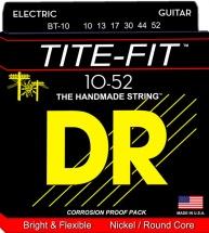 Dr Bt-10 Nre-10 Tite-fit Electriques 10-52 Big-n-heavy