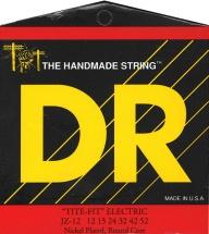 Dr Jz-12 Dsa-10 Tite-fit Electriques 12-52 Jazz