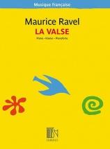 Ravel Maurice - La Valse - Piano