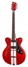 Duesenberg Signature Series Mike Campbell Hollow + Etui