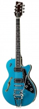 Duesenberg Starplayer Iii Flat Top and Back Catalina Blue