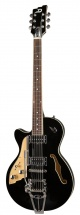 Duesenberg Gaucher Starplayer Tv Black + Etui