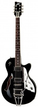 Duesenberg Starplayer Tv Black Plus + Etui