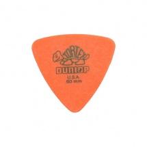 Dunlop Adu 431p60  -  Triangle Tortex Players Pack - 0,60 Mm (par 6)