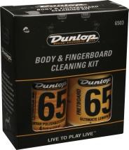 Dunlop Adu 6503-fr  -  Kit D\'entretien Corps Et Touche