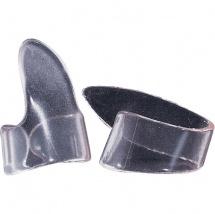 Dunlop Adu 9033r  -  Grand - Doigts Transparents (par 12)