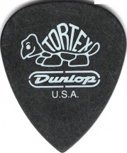 Dunlop Jazz Iii Blanc 478r135 1.35mm