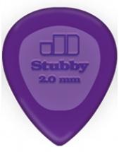 Dunlop 475r2 Big Stubby 2 Mm.