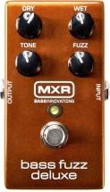 Dunlop M84 Bass Fuzz Deluxe