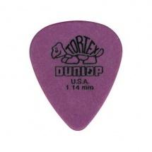Dunlop Mediator Tortex 1.14mm Violet