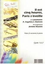 Dutronc J. - Naulais J. - Il Est Cinq Heures, Paris S