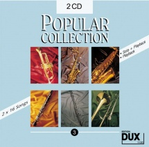 Popular Collection 3 - Saxophone Alto