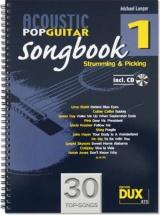 Langer M. - Acoustic Pop Guitar Songbook 1