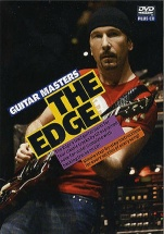The Edge - Guitar Masters Dvd And Cd - Guitar