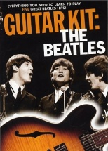Guitar Kit - The Beatles + Dvd + Cd - Guitar