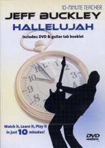 Buckley Jeff - Hallelujah - Dvd 10-minute Teacher - Guitare