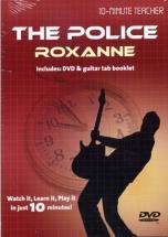 Police - Roxanne - 10-minute Teacher - Guitare
