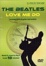 Beatles - Love Me Do - 10-minute Teacher - Guitare