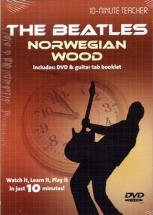 Beatles - Norwegian Wood - 10-minute Teacher - Guitare