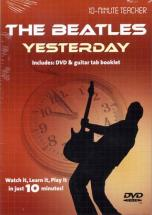 Beatles - Yesterday - 10-minute Teacher - Guitare