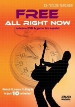 Ten Minute Teacher - Free - All Right Now [dvd] - Guitar
