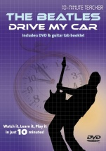 Ten Minute Teacher - The Beatles - Drive My Car [dvd] - Guitar