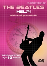 10-minute Teacher - The Beatles - Help! [dvd] - Guitar Tab