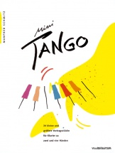 Schmitz Manfred - Mini-tango - Piano 4 Hands