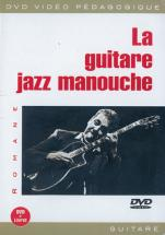 Romane - La Guitare Jazz Manouche Dvd