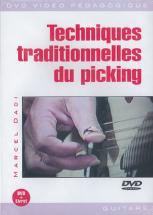 Dadi - Techniques Traditionnelles De Picking Dvd