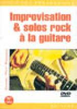 Methode Dvd - Pox Pochon - Improvisation & Solos Rock A La Guitare