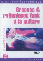 Planchais Sylvestre - Grooves & Rythmiques Funk à La Guitare