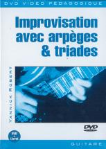Robert Yannick - Improvisation Arpeges & Triade - Guitare