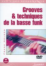 Nelson Frank - Grooves & Technique Basse Funk - Basse