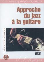 Robert Yannick - Approche Du Jazz A La Guitare Dvd