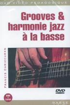 Darizcuren Francis - Grooves & Harmonie Jazz Basse - Basse